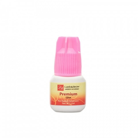 Glue for eyelash extension Premium, 5ml