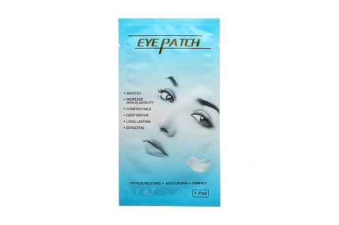 Patches anti-wrinkles, white, 1 pair