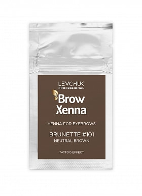 BROWXENNA® HENNA FOR EYEBROWS (sachet-refill)