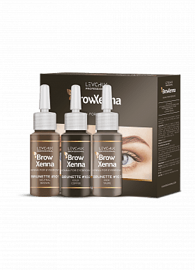 BROWXENNA® SET BRUNETTE