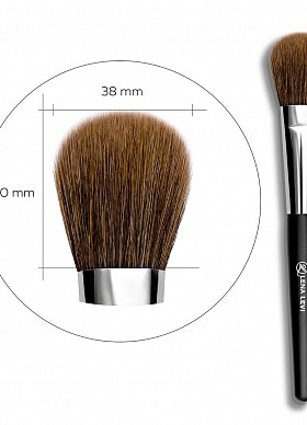 Lena Levi Powder Puff Brush #14